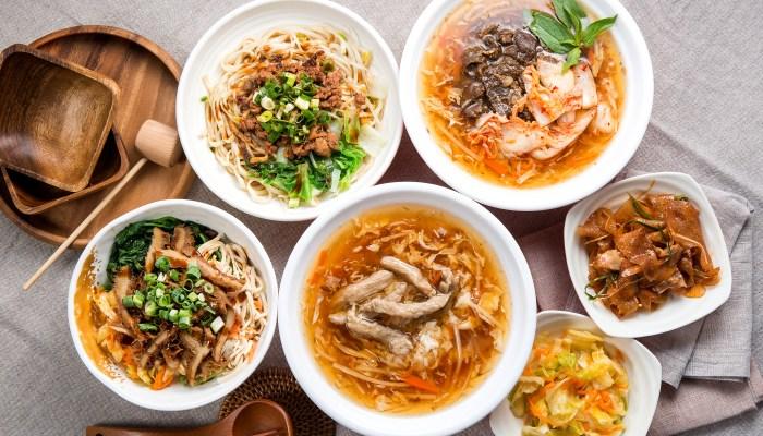 卜派羹麵|台中午餐|傳統美食綜合羹