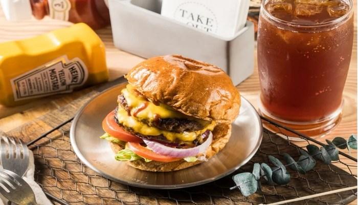 Takeout Burger&cafe民權店|台北美式餐廳|手工現做漢堡