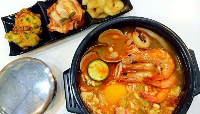 韓月半飯|台北餐廳|正宗的韓式美味