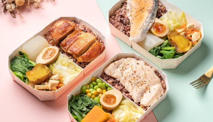 健人餐廚訂餐|高雄人第一推薦的最美健康餐盒