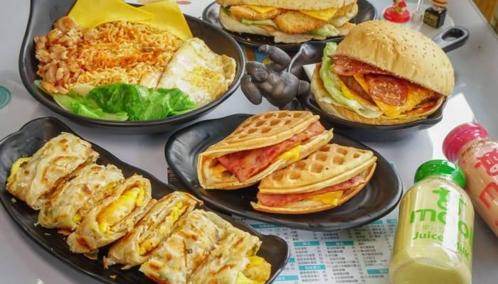早安山丘推薦4大熱門餐點!一間店讓你吃遍世界美食