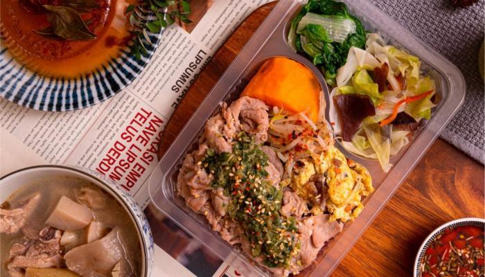 果腹點餐熱門餐點介紹 為你的健康輕食生活作主