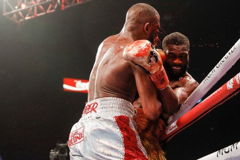 Badou Jack vs Marcus Browne