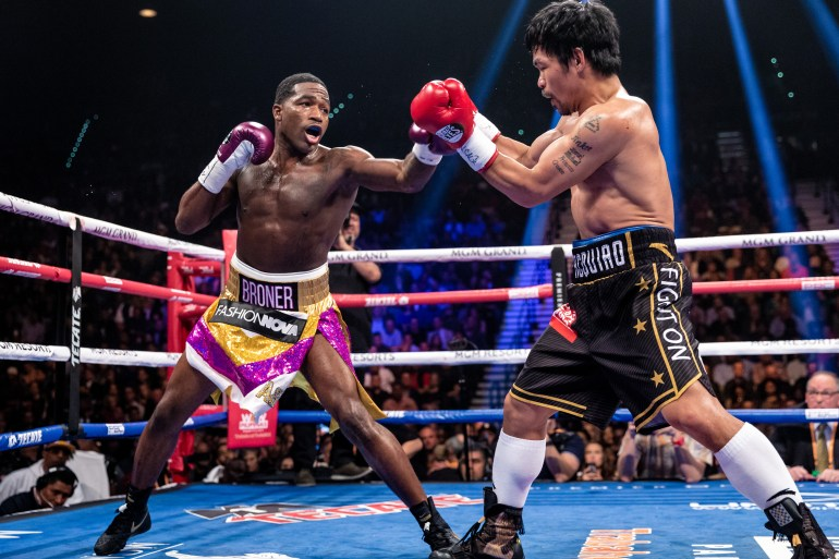 Manny Pacquiao vs Adrien Broner - Jan. 19_ 2019_01_19_2019_Fight_Ryan Hafey _ Premier Boxing Champions2