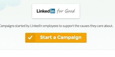 LinkedIn for Good