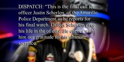 Officer Justin Scherlen