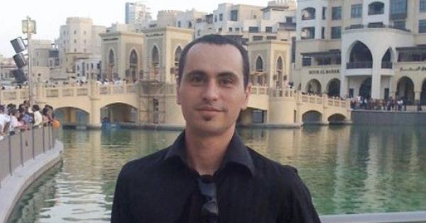 Scott Richards jailed in Dubai