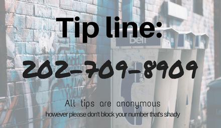 GoFundMe fraud tip line