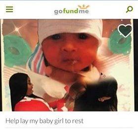 Fake Baby Gofundme