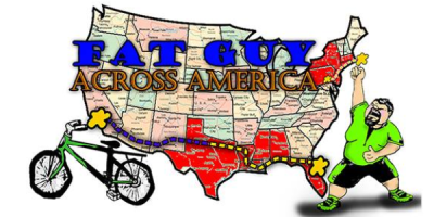Fat Guy Across America 2017