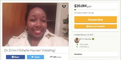 Ratchet $20 million Gofundme