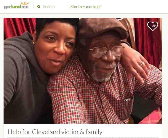 Cleveland victim GoFundMe