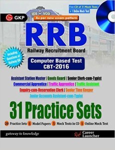 31 Practice Sets to RRB Non-Technical