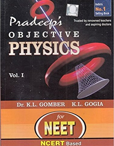 Objective Physics for NEET NCERT Based - Vol. I & II
