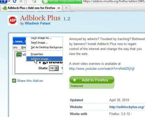 AdBlock Plus indirme sayfası