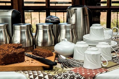 スペインの朝食、コーヒーを注文する