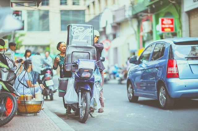 中国語で交通事故