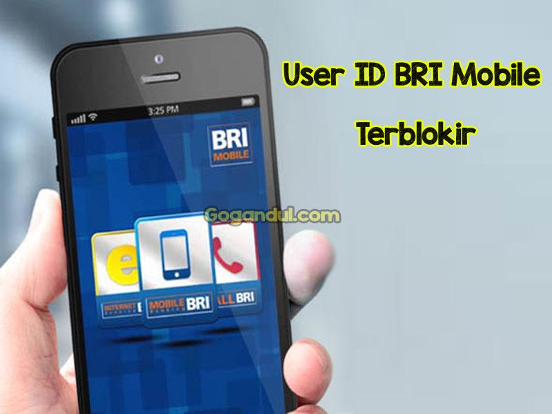 Mengatasi User ID BRI Mobile Terblokir