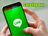 Cara log out dari aplikasi LINE di Android 5