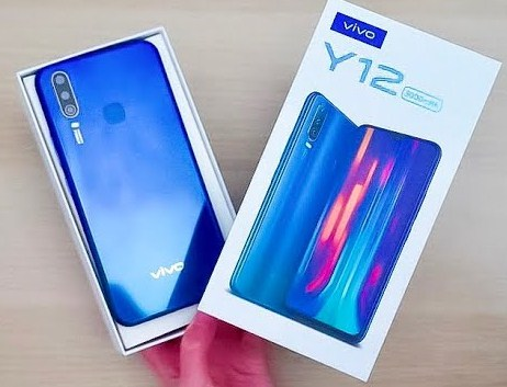 harga vivo y12 second