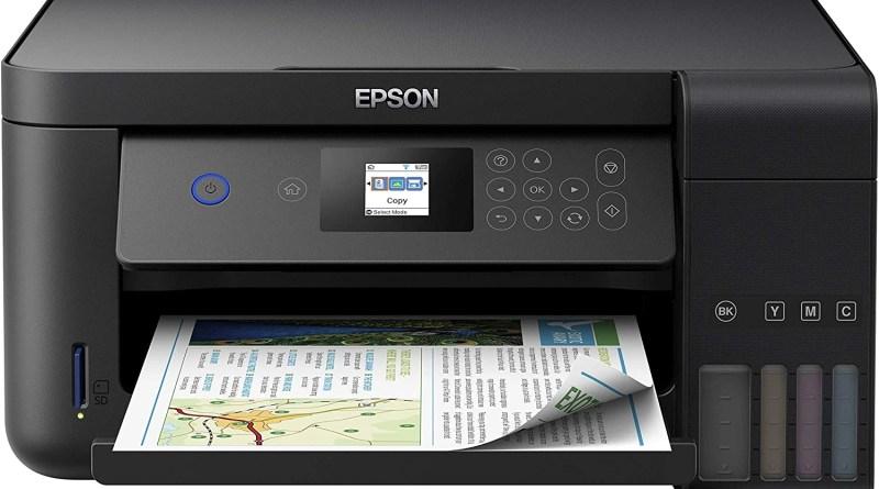 Recensione EcoTank ET-2750, la stampante 3 in 1 senza cartucce | VIDEO