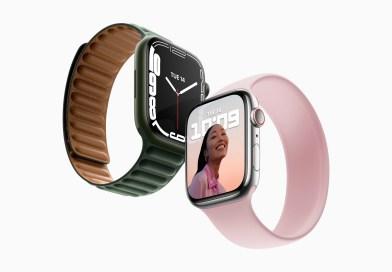 Apple annuncia Apple Watch Series 7, con un display più grande ed evoluto