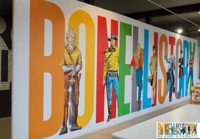 BONELLI STORY: al via la mostra sulla storica Casa editrice alla Fabbrica del Vapore di Milano