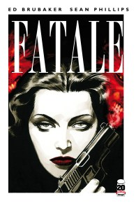 Fatale #1 cover