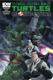 TMNT - Teenage Mutant Ninja Turtles - The Ghostbusters