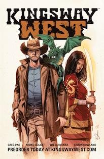 Kingsway West - Greg Pak