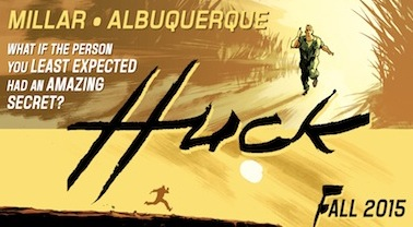 Image Expo - Huck - Mark Millar