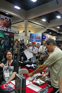 Marc Silvestri, Todd McFarlane - Top Cow SDCC15
