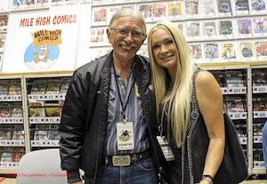 Stan Lee's Comikaze Expo 2015 - Mile High Comics - Bridget Silvestri