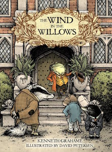 The Wind in the WIllows - David Petersen