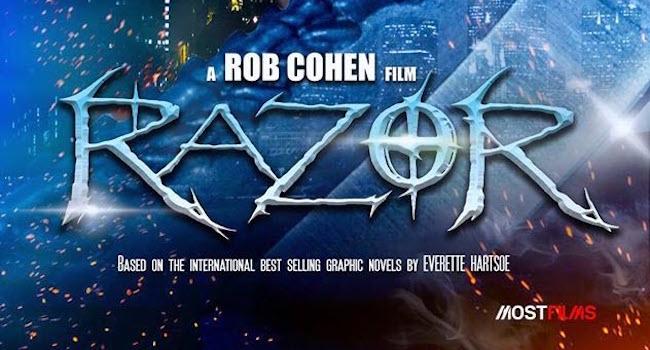Razor - Rob Cohen