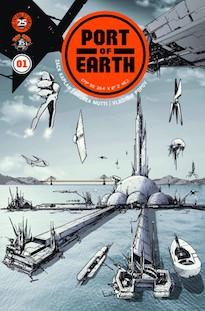 Port of Earth - Zack Kaplan