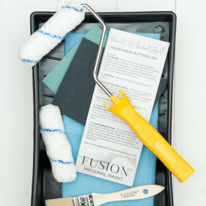 Fusion Mineral Paint Application and Finish Kit