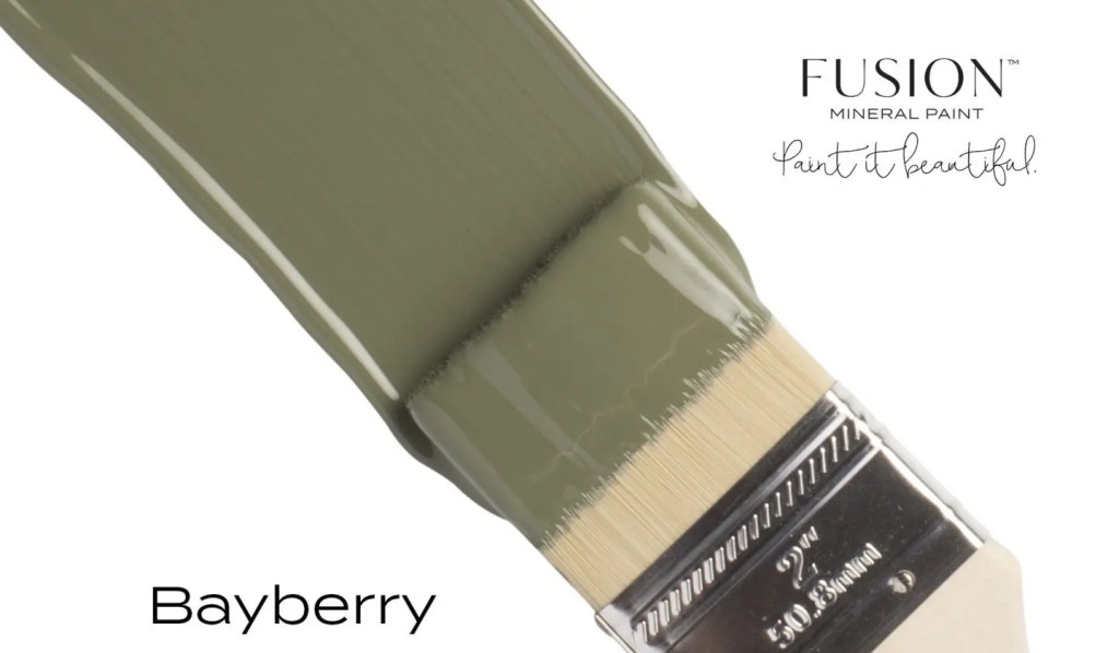 Fusion Mineral Paint Bayberry