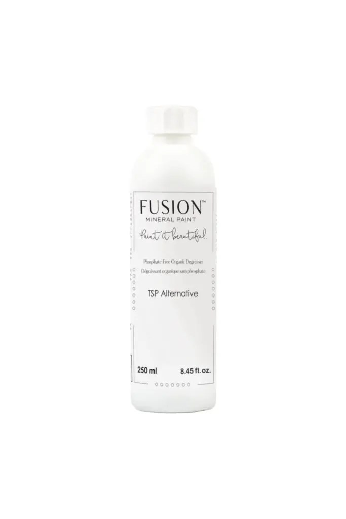 Fusion Mineral Paint TSP Alternative