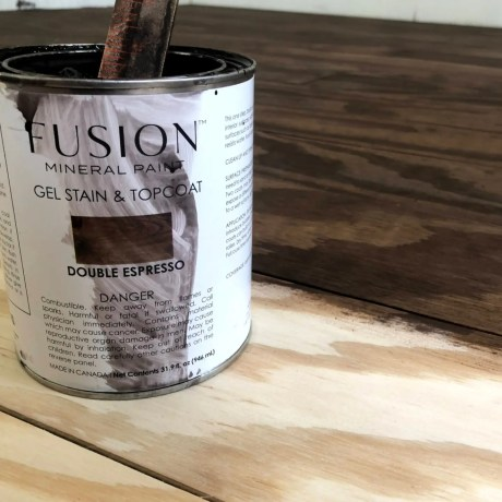 Staining Plywood Floors