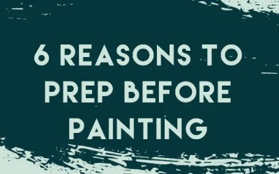 6 Important Reasons to Prep Before Painting Furniture