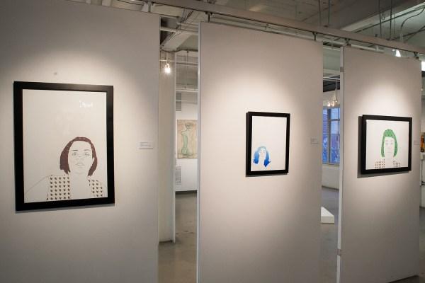 Exhibition_Cohen_GoggleWorks Studio Artists 2016