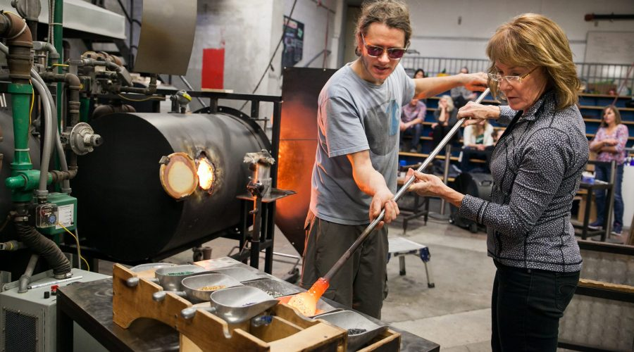 Glassblowing Workshop