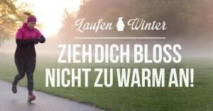 Laufoutfit im Winter
