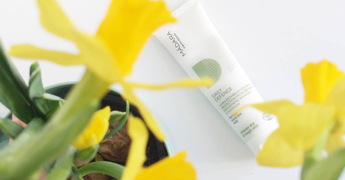 Madara Cosmetics Daily Defence Cream Teaser