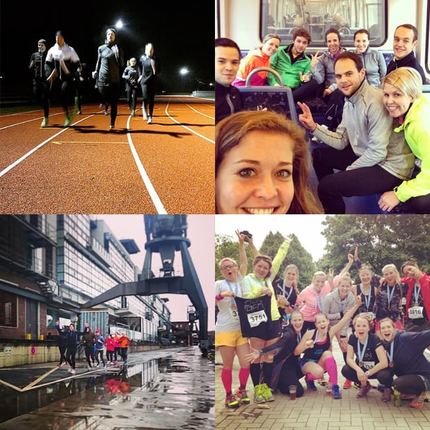 Bester deutscher Instagram Account Laufen von Run Fleet