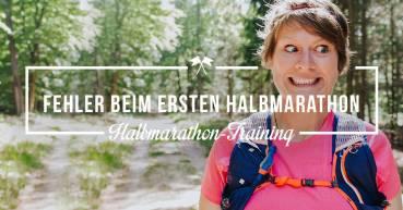 Fehler beim ersten Halbmarathon vermeiden