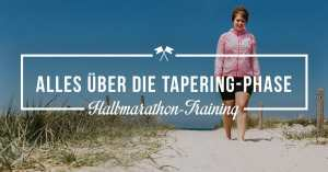 Tipps zum Tapering beim Laufen