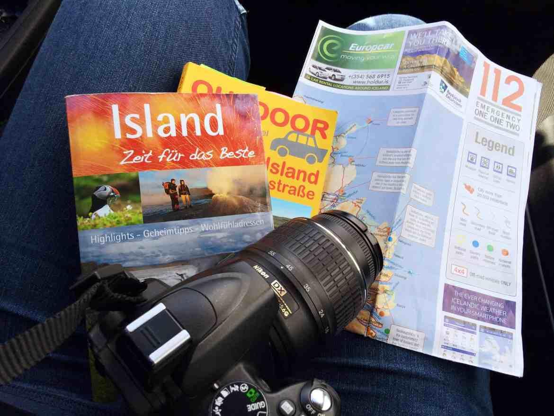 Roadtrip Island Reiseführer
