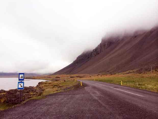 Raodtrip Island Verkehrsbuchten
